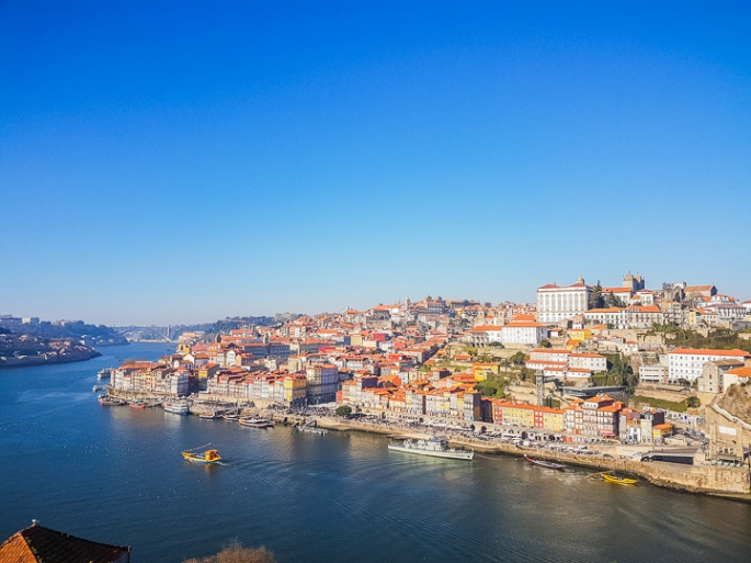 Picture of the Skyline of Porto, Portugal