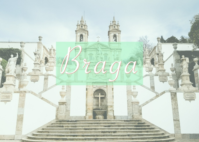 Picture of the Bom Jesus in Braga