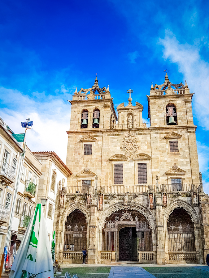 picture of the Cathedral of Braga